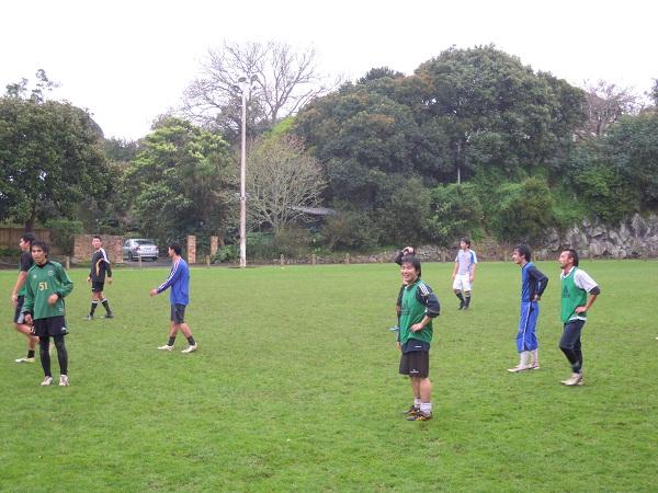 日本人サッカー