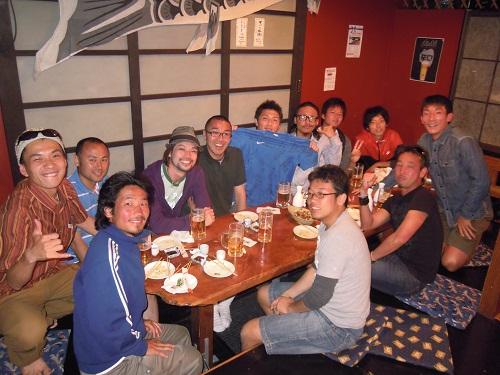 NZ日本人チーム