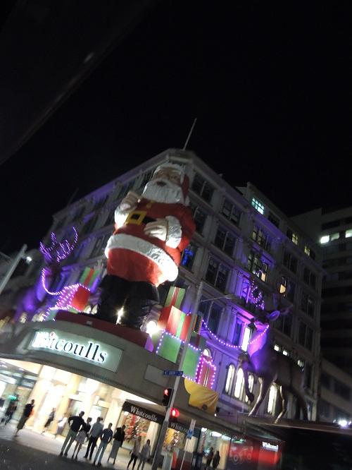 終わったクリスマス